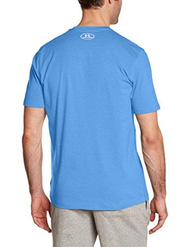 Under Armour Cc Sportstyle Logo Herren Fitness - T-Shirts Water Medium Heather
