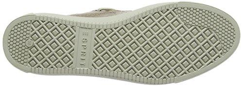 ESPRIT Yendis Damen Sneakers Braun (241 taupe 2)