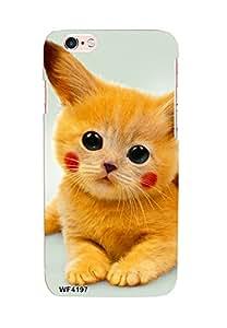 Cute Pikachu Cat case for Apple iPhone 6 / 6s