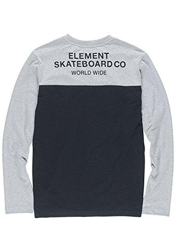 Element Moyie Longsleeve grey-heath