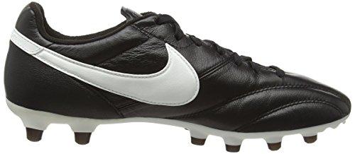 Nike the Premier, Chaussures de Football Compétition Homme Noir (Black/Summit White-Orange Blaze)