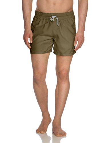 Brunotti Herren Hose Crunot Mens Shorts, Army, XXL, 121214619N
