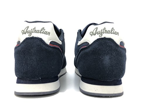 Australian Sharp, Sneakers Homme Bleu Navy