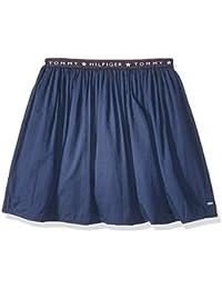 220efd52e5c Tommy Hilfiger - Signature Full Skirt - Falda Azul NIÑA