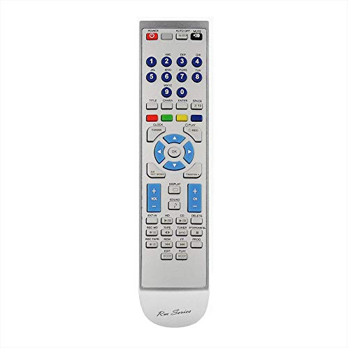 RM Series Replacement Remote Control for Hitachi 65HL6T64U