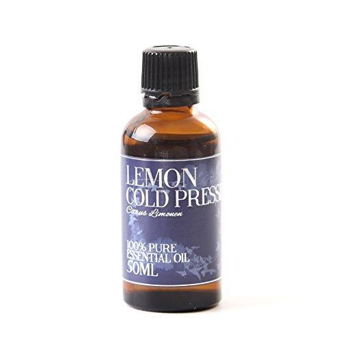 Mystic Moments Olio Essenziale Di Limone Pressato A Freddo - 50ml - 100% Puro