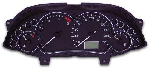 Drive Zero #tr_ford-104 Tachodekorset Chrom