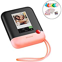 Polaroid Pop 2.0 - Appareil Photo Instantané de 20 Mp, Écran Tactile de 3,97 Pouces, Wi-Fi, Tirages Photo Zink Zero Ink 9 x 11 cm, Rose