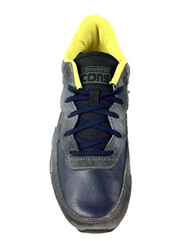 Converse - Auckland Racer Ox, Sneaker Uomo obsidian/thund