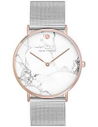New Trend - Love for Accessories Tendencia Unisex del Reloj para Hombre de  Las señoras f67860da410f