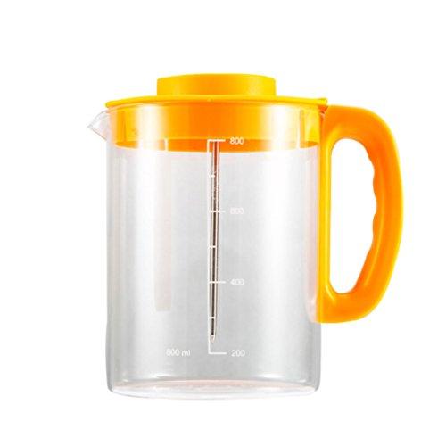 TD Sterilisator, Desinfektionsschale, Filterkessel (Farbe : Orange)