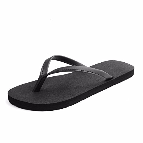 FLYRCX Onorevoli semplice pantofole pantofole estate spiaggia piana anti-skid cartella impermeabile mop a
