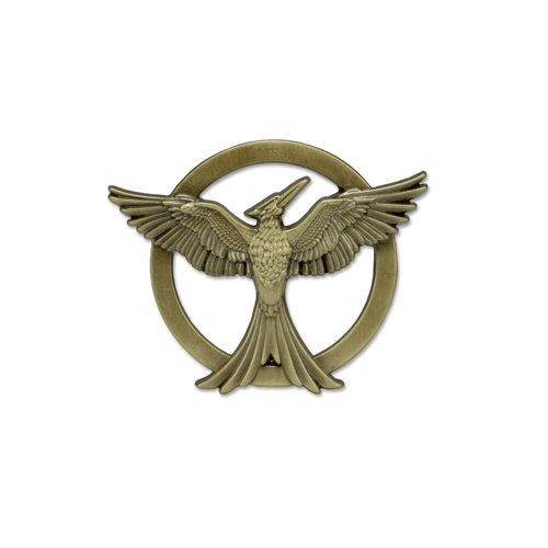 The Hunger Games Film Teil 1 Mockingjay Replik Stift The Hunger Games Movie Part 1 Mockingjay replica pin