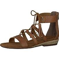 Tamaris sandalo sandalo romano Brown 1-28113-26 440 Dado