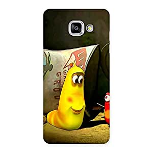 Naughty Friendly Cartoon Back Case Cover for Galaxy A5 2016