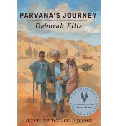 [(Parvana's Journey )] [Author: Deborah Ellis] [Jul-2003]