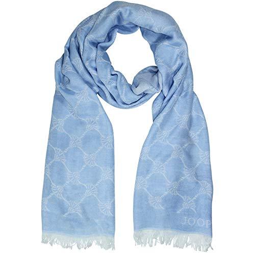 Joop! Damenschal Agnes, Cornflower, 100% Viskose, Light Blue Light Blue Schal