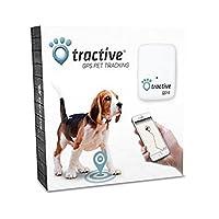 Tractive dispositivo di GPS Tracking per Animali verifica la posizione del tuo animale quando vuoiLIVE-Tracking tramite app:Volete rintracciare il tuo animale e vedere i suoi spostamenti in tempo reale? Utilizzando la funzione Tractive®LIVE...