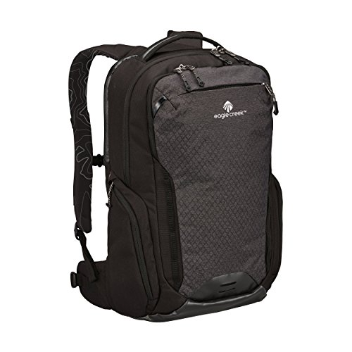 Eagle Creek Laptop Rucksack Wayfinder Backpack 40L Rucksack, 53 cm, 40 Liter, Black/Charcoal