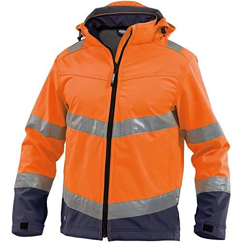Dassy Veste Softshell Malaga 280 g/m² - Orange - XL