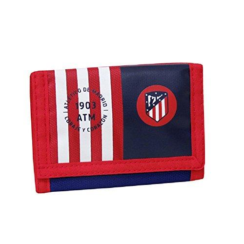 Billetera Cartera Oficial Atlético de Madrid, Coraje y Corazón