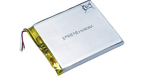Renata Icp606168prt Spezial Akku Prismatisch Kabel Lipo 3 7v 2800 Mah Amazon De Elektronik