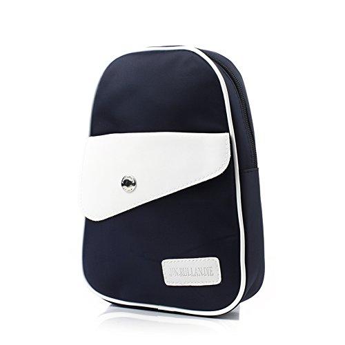 pacchetto della cassa per il tempo libero estivo Ms./borsa in poliestere/Messenger Bag/borsa a tracolla Sport/donne coreane zaino-D B