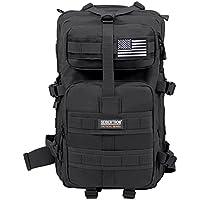Seibertron Falcon Taktischer Militärischer Rucksack Kompakt Angriff für Wandern Reisen Trekking Tasche Tactical Bag Assault Backpack Military Camping Pack Outdoor Daypacks