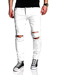 MT Styles Destroyed Jeans Slim Fit Jeans RJ-2021