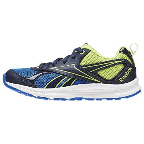 Reebok Unisex-Kinder Bd4044 Trail Runnins Sneakers Blau