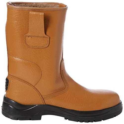 HimalayanHygrip Warm Lined Rigger - Scarpe Antinfortunistiche Unisex adulti Marrone (Marrone (Tan))