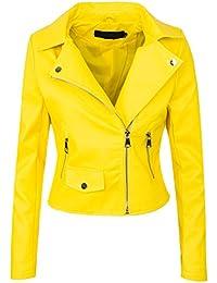 Amazon.es: chaqueta amarilla - Últimos tres meses: Ropa