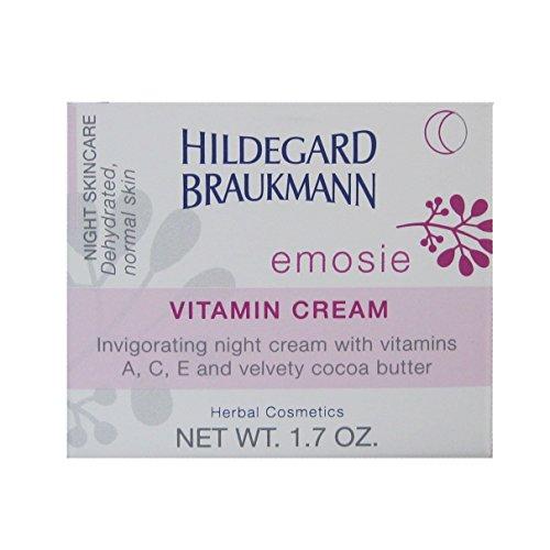 Hildegard Braukmann Emosie Women, Vitamin Creme, 1er Pack (1 x 50 ml)