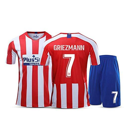 DIANDIAN Traje De Fútbol Número 7 Personalizado