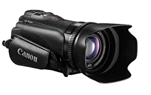 Canon LEGRIA HF G10 High Definition Camcorder Black (10x Optical Zoom, 3.5 inch Touchscreen LCD)