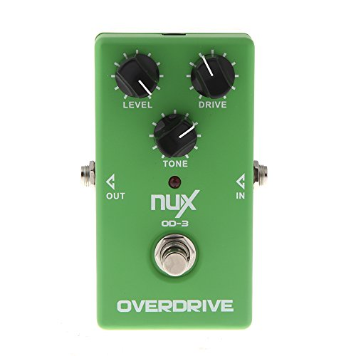 nux-od-3-overdrive-chitarra-effetto-elettrica-pedale-ture-bypass-verde