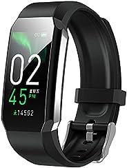 chebao,Orologio intelligente,Tracker del sonno,T3 Touch Smart Watch Frequenza cardiaca Monitor di temperatura