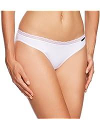 Skiny Damen Rio Slip Advantage Lace Rio Slip 2er Pack