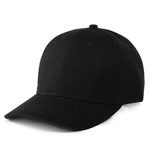 54666e2ea07e39 WEIWEITOE-IT Snapback Adjustable Men Women Hiphop Flat Brim Baseball cap  Solid Hip-Hop