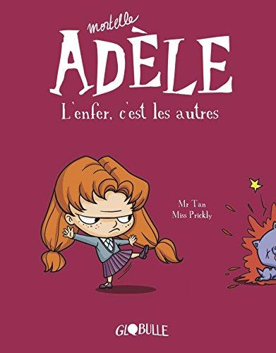 Mortelle Adèle. L'enfer c'est les autres (T2) (TB.MORTELL.ADEL) por Mr Tan