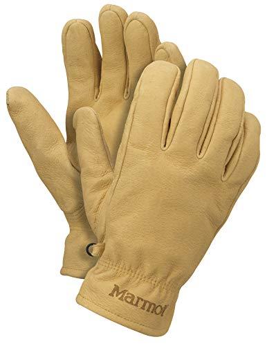 Marmot Herren Basic Work Handschuh, Beige (Tan), L