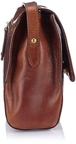 The Bridge Story Donna Sac bandoulière cuir 23 cm Braun