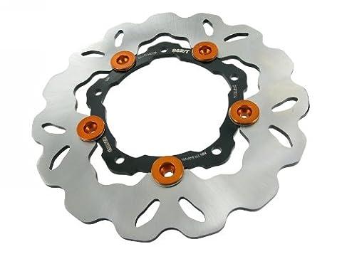 STAGE6 R/T Bremsscheibe für Gilera DNA 50, Piaggio Zip SP 50 LC, Zip 2 SP 50 LC