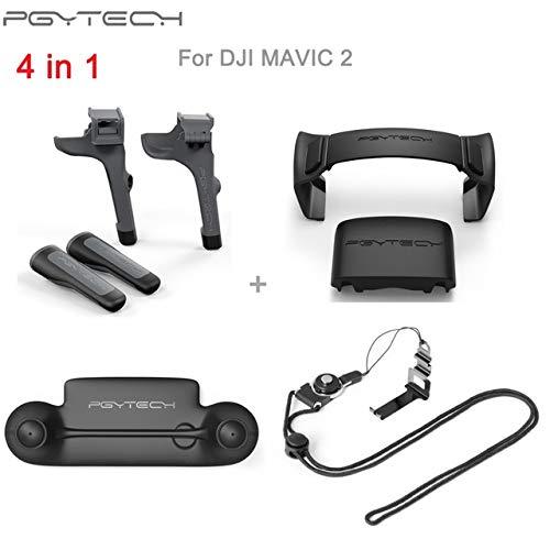 Ocamo for DJ Mavic 2 Pro Propellers Motor Holder Fixed Protection Fixer / Remote Control Protector Rocker Stick Protector