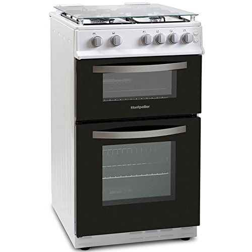 free standing gas cookers with glass lids