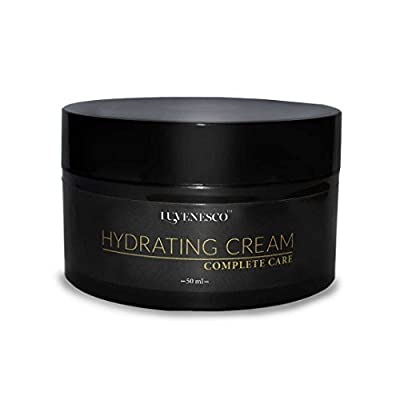 Luxury Retinol Hydrating Cream - Complete Moisturiser Care - Helps Protect & Deliver Visibly Younger Looking Skin - Best Skin & Facial Product For Men & Women - Active Anti-Age Supplement For Face - Powerful Antioxidant Properties Strengthen & Increase El
