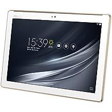 'ASUS ZenPad 10LTE Tablet, pantalla de 10.1HD, procesador MTK mt8735a, 1.4GHz, RAM de 2GB, Storage de 16GB blanco Bianco No