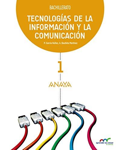 Tecnologías de la información y la comunicación 1 (aprender es crecer en conexión)