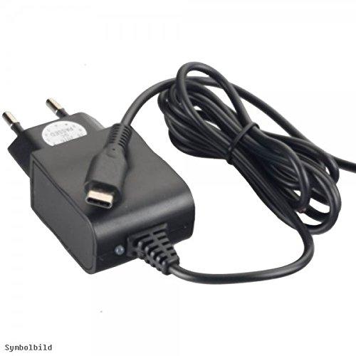 Rydges SpeedPower Schnellladegerät Micro-USB 3.1 Connector High-Quality Netzteil - Ladekabel 5V 2A / 2000 mAh Ladegerät für Sony / GoPro Hero 5 / Samsung / Lumia / Nokia / Huawei / HTC / OnePlus 2 / Google Nexus Geräte mit micro-USB-C 3.1 Anschluss / Kompatibilitätsliste befindet sich in der Beschreibung