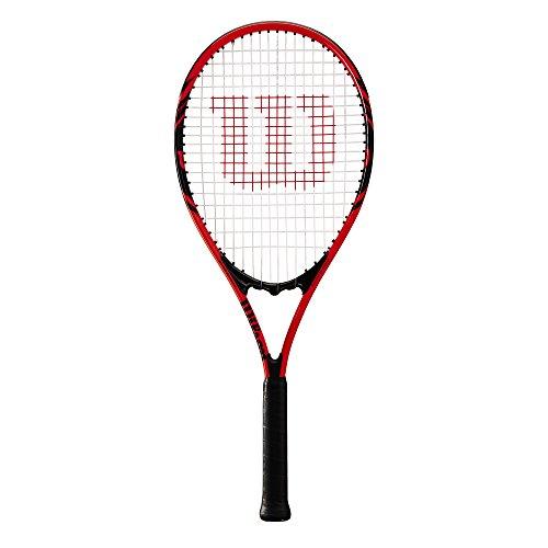 Wilson Raqueta de Tenis, Federer, Unisex, Principiantes...
